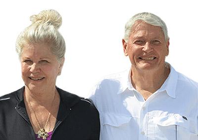 John & Leslie Malone